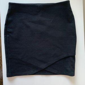 Aritzia Cross Skirt